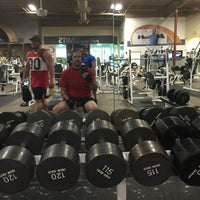 Photo taken at 24 Hour Fitness by Joshua G. on 6/5/2015