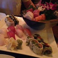 Photo taken at Sushi D by Katie F. on 7/6/2013