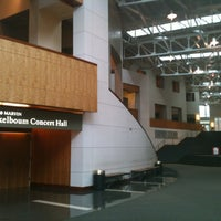 Photo taken at The Clarice Smith Performing Arts Center by Georgeanne Y. on 1/14/2013