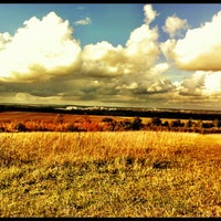 Photo taken at Magog Down by James D. on 10/13/2012