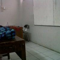 Photo taken at SMA Negeri 6 Bandung by Andiani H. on 9/17/2013