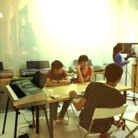 Photo taken at Pico Creative Centre by He-Ran S. on 5/20/2013