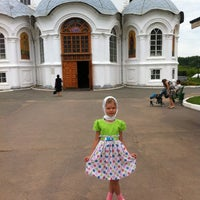 Снимок сделан в Успенский Трифонов монастырь пользователем Оля Гребеник 7/24/2013