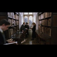 Photo taken at Duke Humfrey's Library by Filmsquare on 8/5/2013