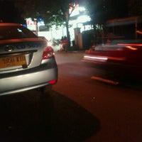 Photo taken at Jalan Raya Tanah Kusir by Fajar Kurniawan on 2/11/2013
