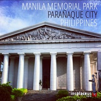 Photo taken at Manila Memorial Park by loveanover a. on 10/31/2013