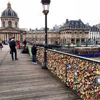 Photo taken at La Seine by Xantonio L. on 5/21/2013