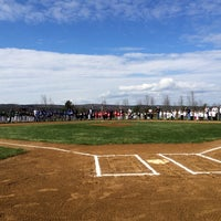 Photo taken at Duanesburg Little League by Angelo S. on 5/3/2014