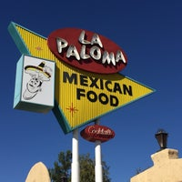 Photo taken at La Paloma by Eric L. on 11/8/2015