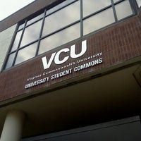Photo taken at University Student Commons - VCU by Ronnie B. on 11/13/2012
