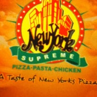 Photo taken at New York Supreme by Hazel B. on 6/1/2013