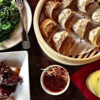 Photo taken at Din Tai Fung Dumpling House by Myra K. on 3/28/2013