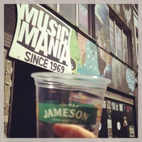 Photo taken at Music Mania by Robin C. on 4/20/2013