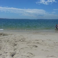 Photo taken at Botany Bay by Mike C. on 12/28/2012