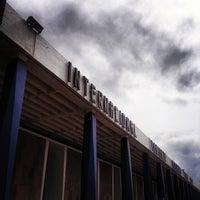 Photo taken at Aeropuerto Internacional Alejandro Velasco Astete (CUZ) by Sean R. on 12/3/2012