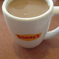 Photo taken at Denny's by Christina D. on 7/7/2013
