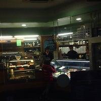 Photo taken at Bar Gelateria Telebari by Davide B. on 5/16/2014