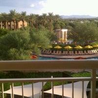 Photo taken at JW Marriott Phoenix Desert Ridge Resort & Spa by Jerry F. on 8/29/2012