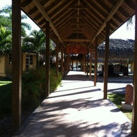 Photo taken at Dreams Punta Cana Resort and Spa by Jose Q. on 2/20/2012