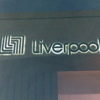 Photo taken at Liverpool by Javier on 3/1/2013