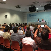 Photo taken at Partido Popular Ctat. Valenciana by Pablo J. Carreres G. on 6/29/2016