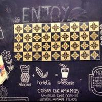 Photo taken at Manjericão Restaurante by Monique C. on 8/26/2013