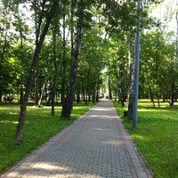 Photo taken at Черкизовский парк by Elena L. on 6/8/2013