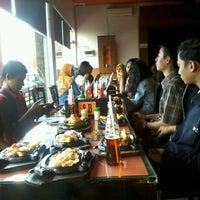 Photo taken at Steak Moen - Moen by Nurul K. on 9/4/2013