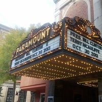 Photo taken at The Paramount by Rick S. on 10/30/2013
