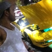 Photo taken at Tower Shops Car Show by Hassan C. on 8/17/2013