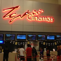 Photo taken at TGV Cinemas by Liana Nadia S. on 8/31/2013