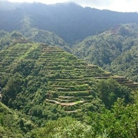 Photo taken at Banaue Rice Terraces Viewpoint by Alex A. on 5/13/2016