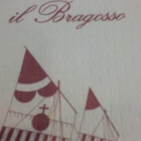 Photo taken at Trattoria Il Bragosso by Andrea I. on 7/19/2013