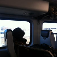 Photo taken at NJT - Secaucus to NYP by BIBI Bread&breakfast С. on 11/28/2013