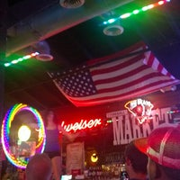 Photo taken at Market Street Saloon by Tabitha on 6/29/2014