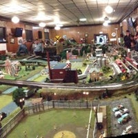 Photo taken at Milton Model Train Museum by Ed D. on 12/8/2012