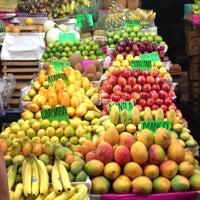 Photo taken at Mercado de Abastos by Rizzy :. on 6/7/2014
