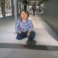 Photo taken at TransMilenio: Puentelargo by Leidi S. on 6/22/2013