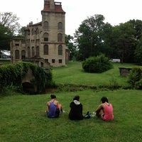 Photo taken at Fonthill Castle by Lisa P. on 7/2/2013