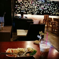 Photo taken at Way Coffee & Bakery by Laksamon T. on 8/4/2013
