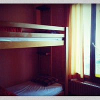 Photo taken at Geneva Hostel by Mei Fen Y. on 8/2/2013