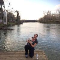 Photo taken at Savannah Rapids by Anna-Maria G. on 3/12/2014