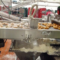 Photo taken at Krispy Kreme Doughnuts by Sean A. on 6/8/2013