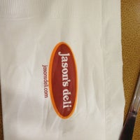 Photo taken at Jason's Deli by Apryl T. on 12/31/2012