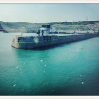Photo taken at Port of Dover Ferry Terminal by Ksyusha S. on 7/5/2013
