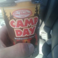 Photo taken at Tim Hortons by Jeff F. on 6/5/2013
