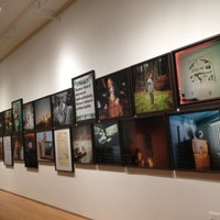 Photo taken at Museum of Contemporary Photography by Mari Z. on 8/3/2013