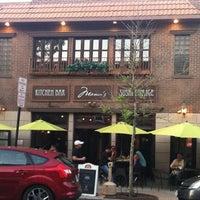 Photo taken at Manu's Tapas Bar & Sushi Lounge by Adriana A. on 5/30/2013