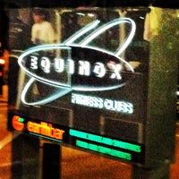 Photo taken at Equinox South Bay by Alberto M. on 9/17/2013
