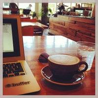 Photo taken at Epicenter Cafe by Joel G. on 4/19/2013